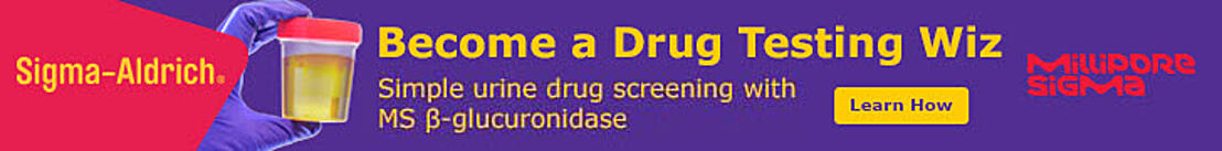 Millipore Sigma- Become a Drug Testing Wiz- Learn More