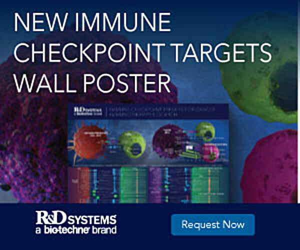 Immune Checkpoint Poster - Free Offer from Bio-Techne