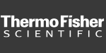 ThermoFisher Logo on 393939